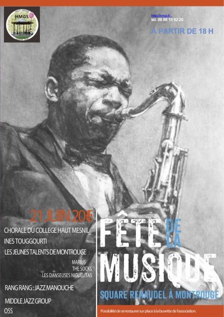 Fête de la musique à Montrouge